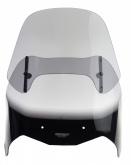 Szyba motocyklowa MRA TRIUMPH TIGER 800 /XRX /XRT, A08, 2016-2017, forma V, przyciemniana