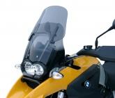 Szyba motocyklowa MRA BMW R 1200 GS, R 12, -2012, forma VM, bezbarwna
