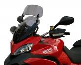 Szyba motocyklowa MRA DUCATI MULTISTRADA 1200 / S, A2, 2009-2012, forma XCT, przyciemniana