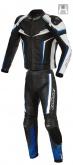 Kombinezon motocyklowy BUSE Mille czarno-niebieski 52