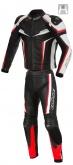 Kombinezon motocyklowy BUSE Mille czarno-czerwony 48