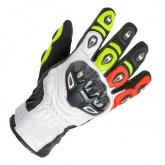 Rękawice motocyklowe BUSE Airway czarno-neonowe