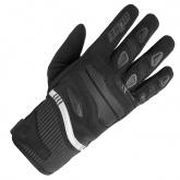 Rękawice motocyklowe BUSE Fresh czarne
