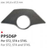 PRINT Naklejka na półkę kierownicy Ducati ST2 ST4 ST4S