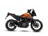 Tłumik IXIL KTM 390 ADVENTURE 2020, typ L3N (waga 2180 g, długość 289 mm, materiał Inox AISI304, kol