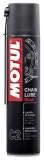 MOTUL C2 Smar do łańcucha C2 CHAIN LUBE ROAD 400 ml  - Maintenance (102981)