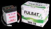Akumulator FULBAT 6N4-2A (suchy, obsługowy, kwas w zestawie)