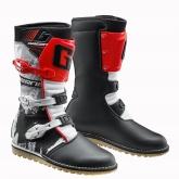 Buty motocyklowe GAERNE BALANCE CLASSIC czerwone/czarne rozm. 40