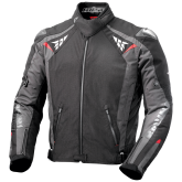 Kurtka motocyklowa BUSE B.Racing czarna