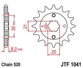Zębatka napędowa przednia JTF1041.15 - 15 zębów