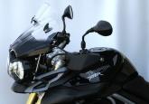Szyba motocyklowa MRA TRIUMPH TIGER 800 /XC /XCX /XCA / XR, A08, 2010-2017, forma XCTN, bezbarwna