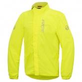 Kurtka motocyklowa przeciwdeszczowa BUSE żółty neonowy S