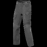 Spodnie motocyklowe ZESTAW EXRC Porto czarno/czarny 50