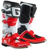 Buty motocyklowe GAERNE SG-12 czerwone/białe rozm. 47