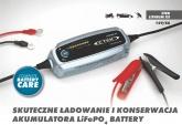 CTEC Ładowarka do akumulatorów Litowych LITHIUM XS