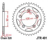 Zębatka napędowa tylna JTR491.40 - 40 zębów