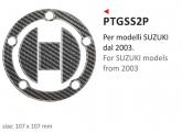Naklejka na wlew paliwa PRINT Suzuki 2003-