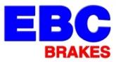 Bandana z logo EBC (niebieska)