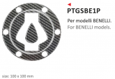 PRINT naklejka na wlew paliwa Benelli