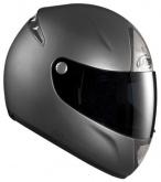 Kask motocyklowy LAZER FIBER D1 GL grafitowy matowy