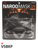 PRINT maska V5 czarne+szara