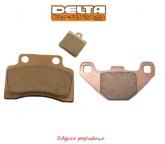 Klocki hamulcowe DELTA DB2060 (odpowiednik FA083 ; FA083/2)