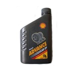 Olej do przekładni Shell Advance Gear EP SAE80W, API GL4