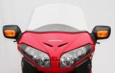 Szyba motocyklowa MRA HONDA GL1800 F6B BAGGER, SC68, 2012-2017, forma AR, bezbarwna