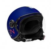 Kask Motocyklowy MOMO FGTR BABY (Blue Matt / Multicolor) rozm. M