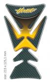Tankpad PRINT Engineering Maxi Hornet żółty