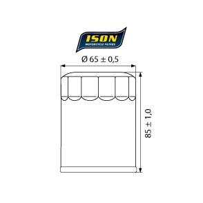 Filtr Oleju ISON148
