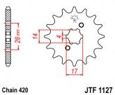 Zębatka napędowa przednia JTF1127.13 - 13 zębów