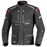 Kurtka motocyklowa BUSE Nova czarna 32