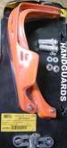 Osłony na ręce Acerbis Rally Nylon pomarańczowe