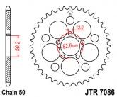 Zębatka napędowa tylna JTR7086.48 - 48 zębów