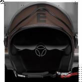 Kask Motocyklowy MOMO FGTR EVO Tobacco Frost / Czarny