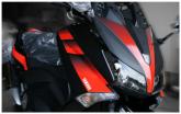 PRINT zestaw naklejek motocyklowych do Yamaha TMAX from 2012 to 2014 czerwone wersja