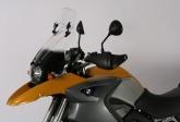 Szyba motocyklowa MRA BMW R 1200 GS ADVENTURE, R 12, -2013, forma XCTM, bezbarwna