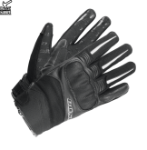 Rękawice motocyklowe BUSE Open Road Evo czarne