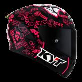 Kask Motocyklowy KYT NX RACE ESPARGARO' REPL.2020 - 2XL