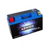 Akumulator SHIDO LT9B-BS Litowo Jonowy