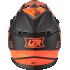 Kask Motocyklowy LAZER OR3 PP3 (kol. Czarny - Czerwony Fluo - Matowy) rozm. 2XL