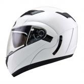 Kask motocyklowy KYT CONVAIR biały