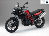 Motocykl BMW F700GS 2015r