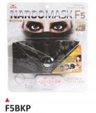 PRINT maska F5 czarne+szara