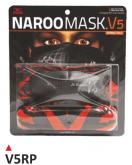 PRINT maska V5 czerwone+szara