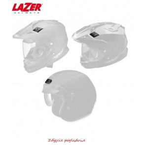 LAZER Wywietrznik górny (zestaw) BAYAMO (Front and Rear) (Czarny Mat)