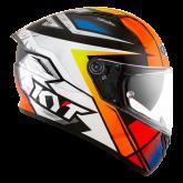 Kask Motocyklowy KYT NF-R RUNS - XL