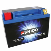 Akumulator SHIDO LTZ8V Litowo Jonowy