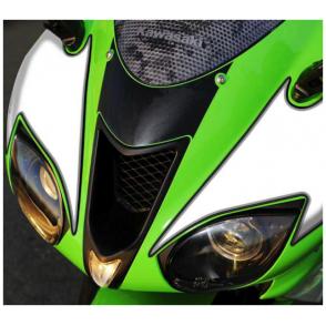 PRINT naklejki na motocykl Kawasaki ZX6R 2007/2008